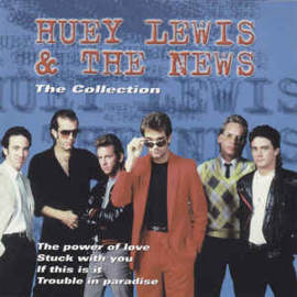 Huey Lewis & The News ‎– The Collection (CD)