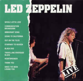 Led Zeppelin – Live (CD)