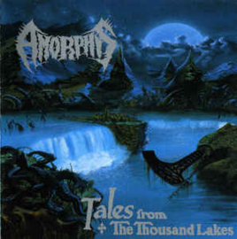 Amorphis ‎– Tales From The Thousand Lakes (CD)