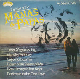 Mamas & The Papas ‎– The Best Of