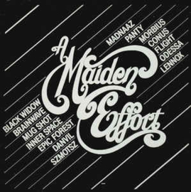 Various ‎– A Maiden Effort