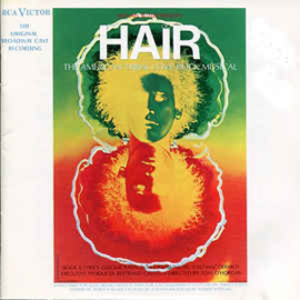Hair - The Original Broadway Cast Recording (CD)