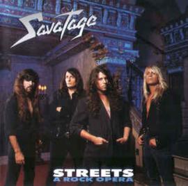 Savatage – Streets (CD)