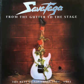 Savatage ‎– From The Gutter To The Stage (CD)