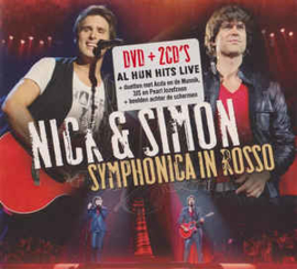 Nick & Simon ‎– Symphonica In Rosso (CD)