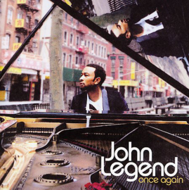John Legend – Once Again (CD)