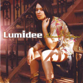 Lumidee ‎– Almost Famous (CD)
