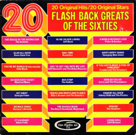 Various – 20 Flash Back Greats Of The Sixties