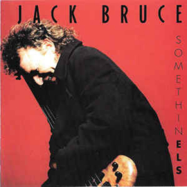 Jack Bruce ‎– Somethin Els (CD)