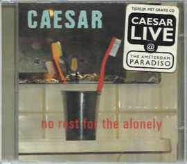Caesar – No Rest For The Alonely (CD)