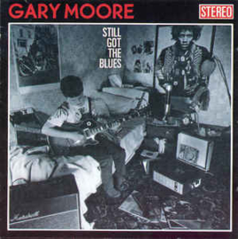 Gary Moore ‎– Still Got The Blues (CD)