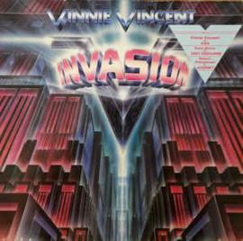Vinnie Vincent Invasion (EX KISS) – Vinnie Vincent Invasion