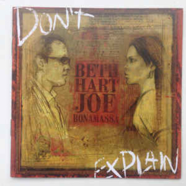 Beth Hart, Joe Bonamassa ‎– Don't Explain (CD)