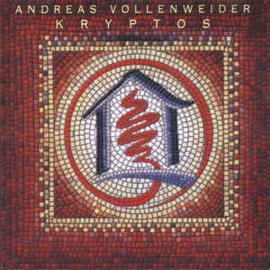 Andreas Vollenweider ‎– Kryptos (CD)