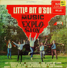 Music Explosion ‎– Little Bit O'Soul