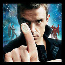Robbie Williams ‎– Intensive Care (CD)