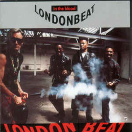Londonbeat ‎– In The Blood (CD)