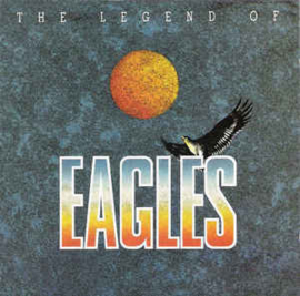 Eagles ‎– The Legend Of (CD)