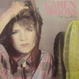 Karen Brooks ‎– I Will Dance With You