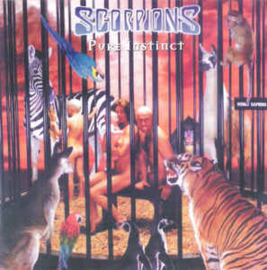 Scorpions ‎– Pure Instinct (CD)