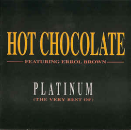 Hot Chocolate Featuring Errol Brown ‎– Platinum (CD)