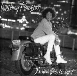 Whitney Houston – I'm Your Baby Tonight (CD)