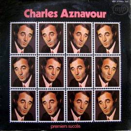 Charles Aznavour – Premiers Succès