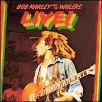 Bob Marley & The Wailers – Live! (CD)