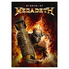 Megadeth – Arsenal Of Megadeth (DVD)