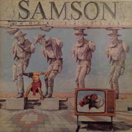 Samson – Shock Tactics