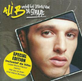 Ali B – Vertelt Het Leven Van De Straat (CD)