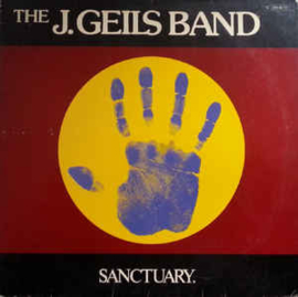 J. Geils Band ‎– Sanctuary.