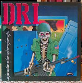D.R.I. – Dirty Rotten LP / Violent Pacification