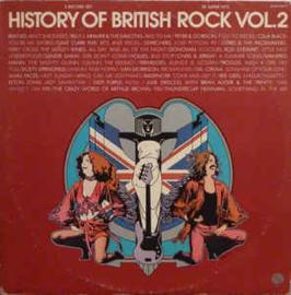 Various – History Of British Rock Vol. 2