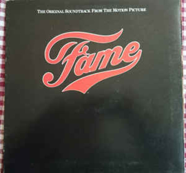 Various ‎– Fame (The Original Soundtrack From The Motion Picture)