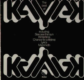 Kayak ‎– The Best Of Kayak
