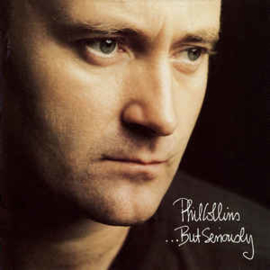 Phil Collins ‎– ...But Seriously (CD)