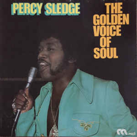 Percy Sledge ‎– The Golden Voice Of Soul