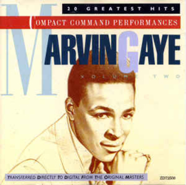 Marvin Gaye – 20 Greatest Hits (CD)