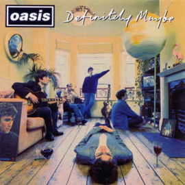 Oasis ‎– Definitely Maybe (CD)