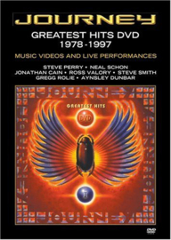 Journey – Greatest Hits DVD 1978-1997 (Music Videos And Live Performances) (DVD)