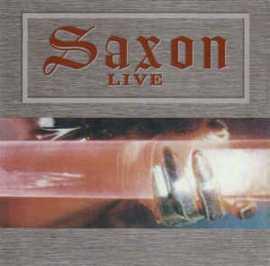 Saxon – Live (CD)