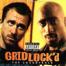 Various ‎– Gridlock'd - The Soundtrack (CD)