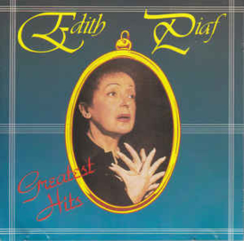 Edith Piaf ‎– Greatest Hits (CD)