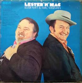 Lester Flatt & Mac Wiseman – Lester 'N' Mac