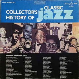 Various ‎– Collector's History Of Classic Jazz