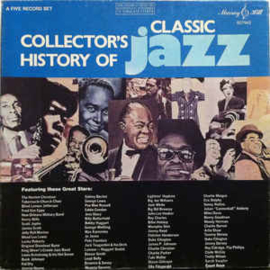 Various – Collector's History Of Classic Jazz