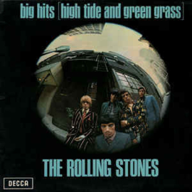Rolling Stones ‎– Big Hits [High Tide And Green Grass]