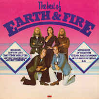 Earth and Fire – The Best Of Earth & Fire