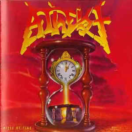Atheist ‎– Piece Of Time (CD)